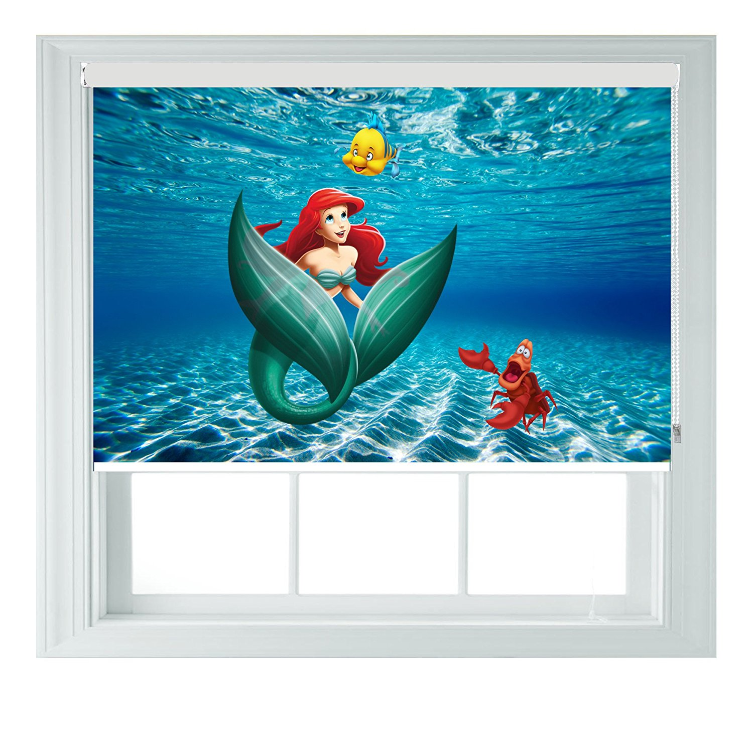 AOA The Little Mermaid Roller Blinds