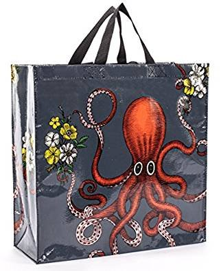 Review of Blue Q Octopus Shopping Bag