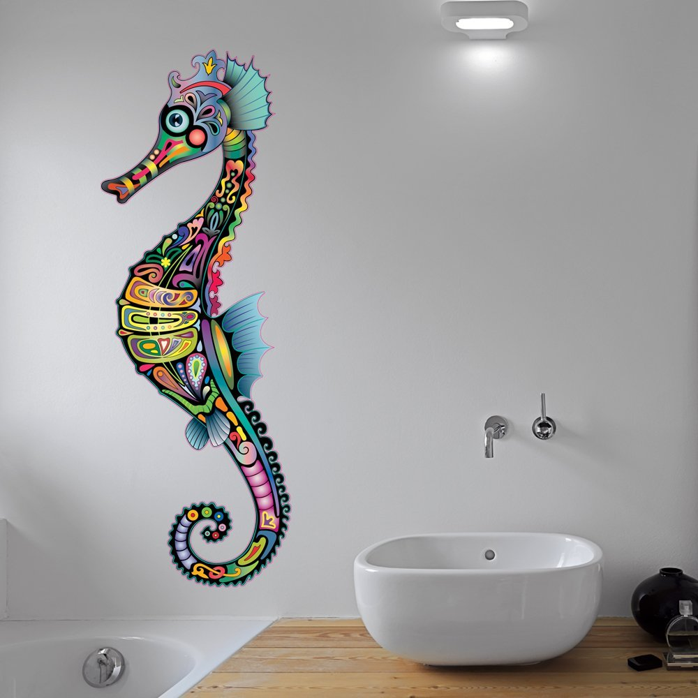 The Little Unique Boutique Seahorse Wall Art Part 87