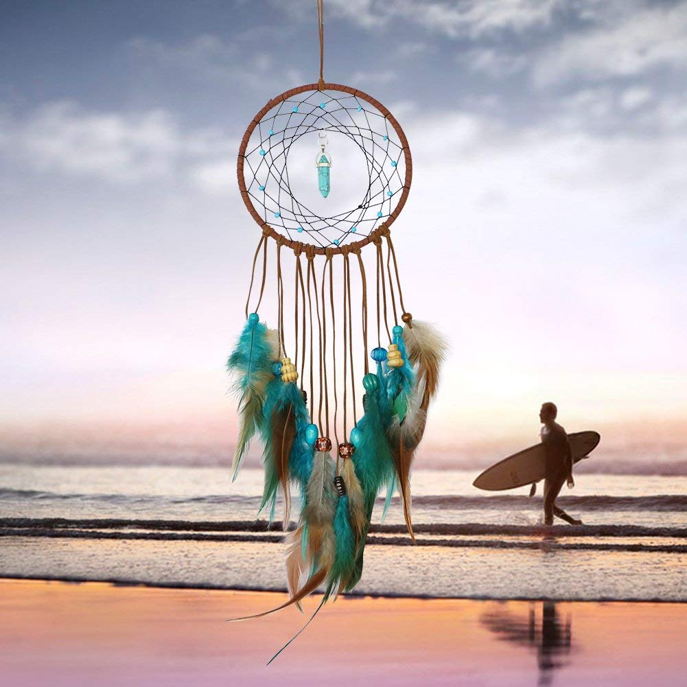 Dremisland Mermaid Style Dream Catcher