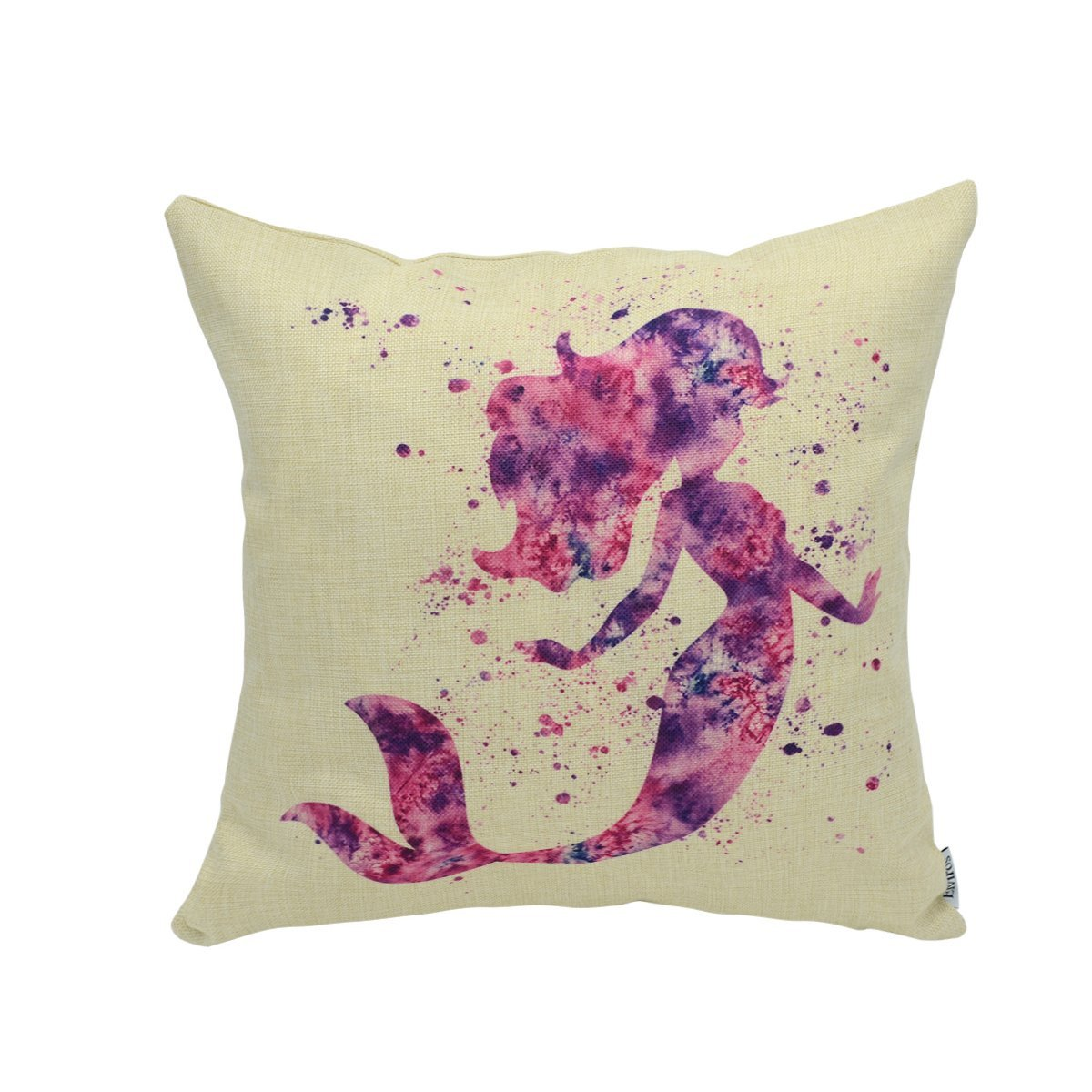 Elviros Mermaid  Cushion Cover