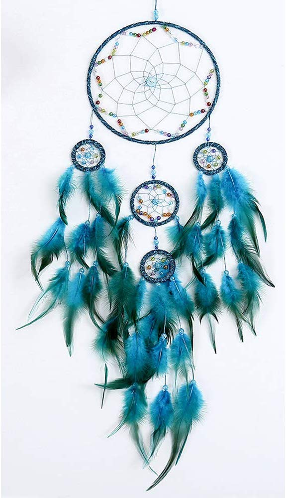 GLAKCO Mermaid Style Dream Catcher
