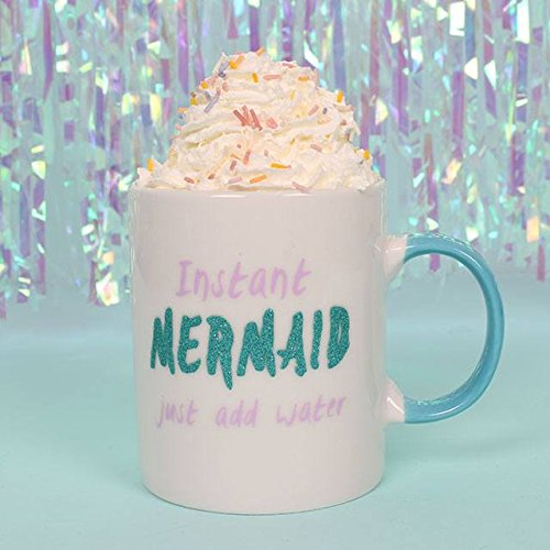 Instant Mermaid Just Add Water Mug
