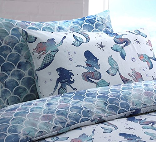 Online Forever Mermaid Double Duvet Cover