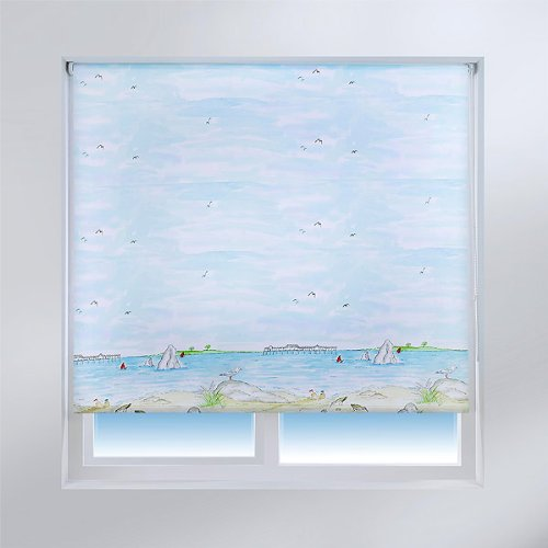 Sunlover Sea View Roller Blind