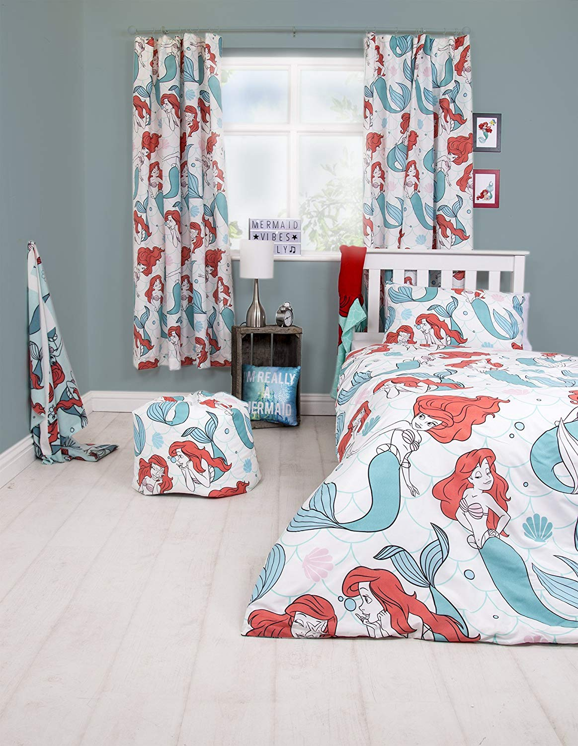 The Little Mermaid Duvet Cover Accessories