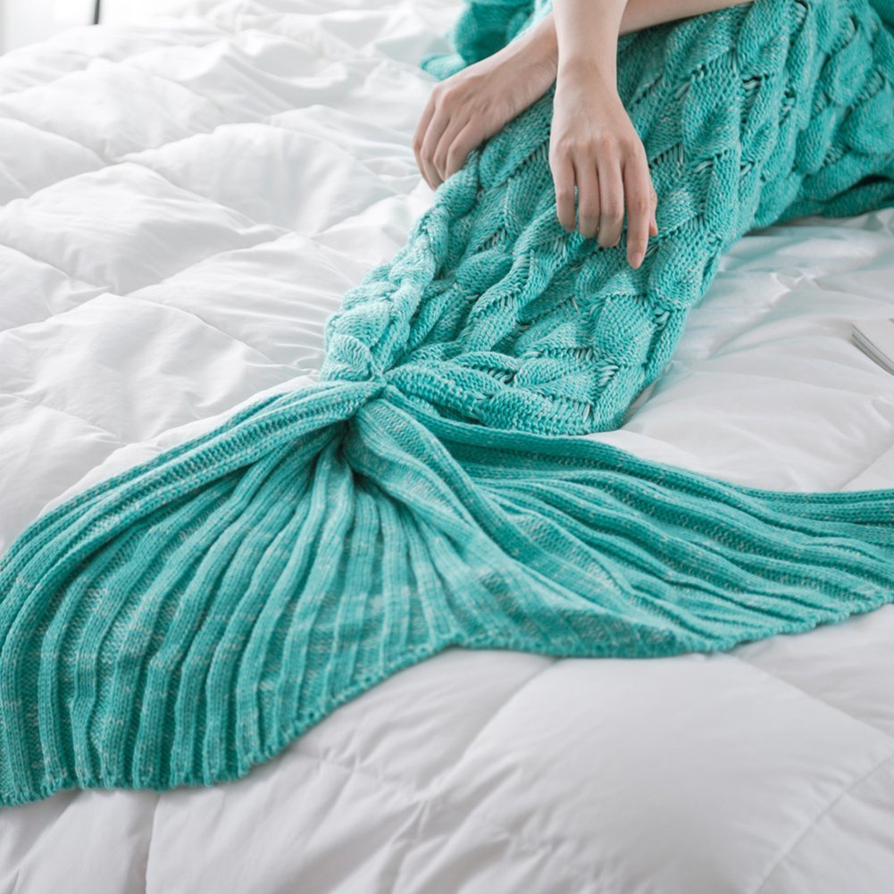 cloud castle mermaid blanket tail