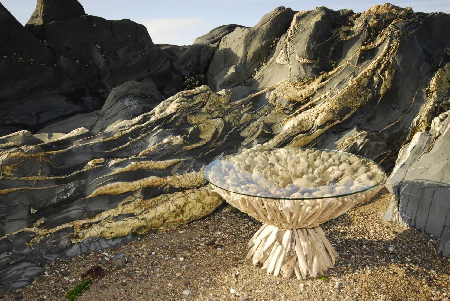 Big Living Driftwood Coffee Table
