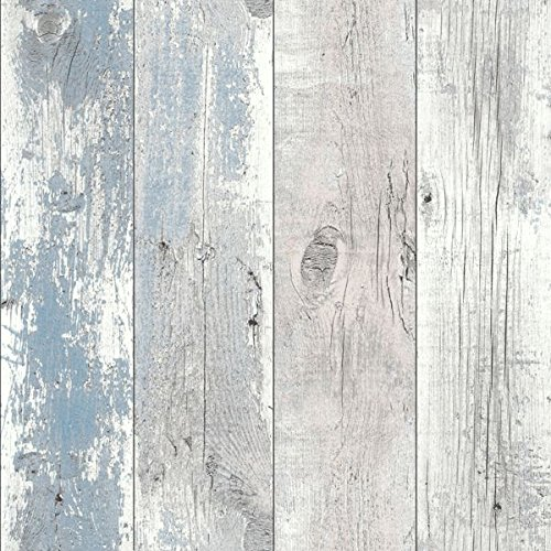 driftwood nautical wallpaper