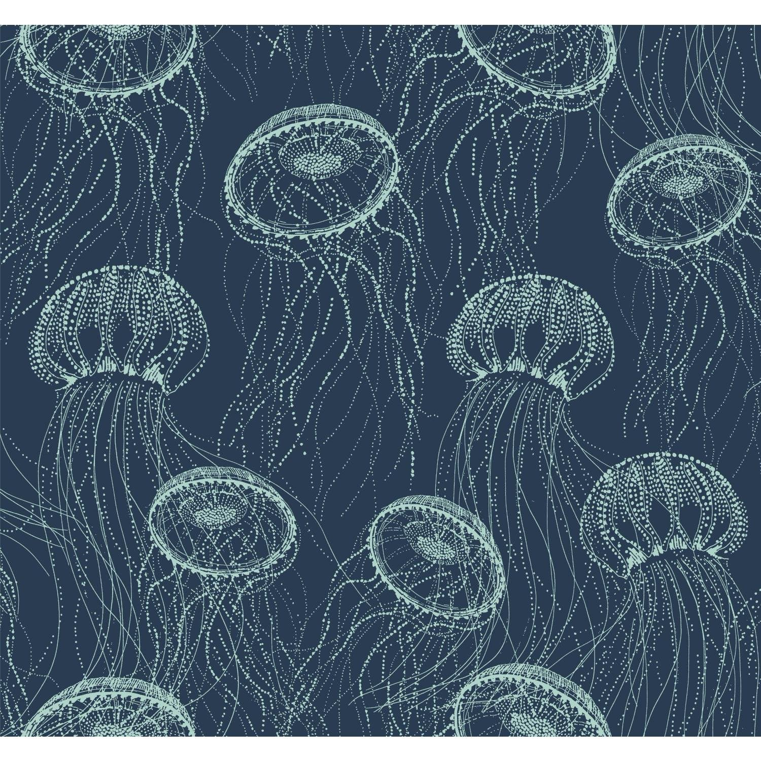 jellyfish mermaid wallpaper
