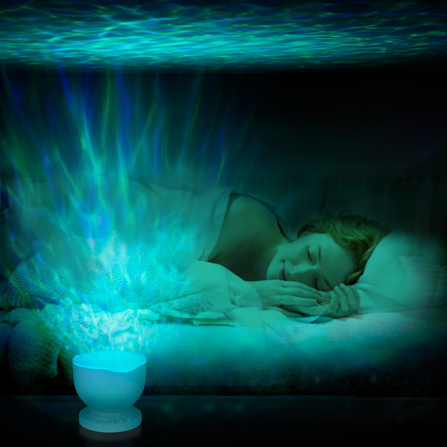 Mermaid Night Light Lights Design Ideas