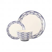nautical dinnerware set